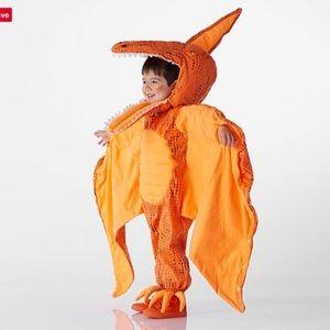 Light up pterodactyl costume
